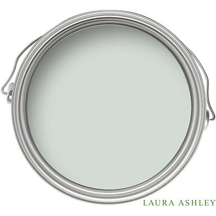 Laura Ashley Pale Duck Egg Not too sure what the equivalent Australian colour would be in Dulux. Taubman's etc
