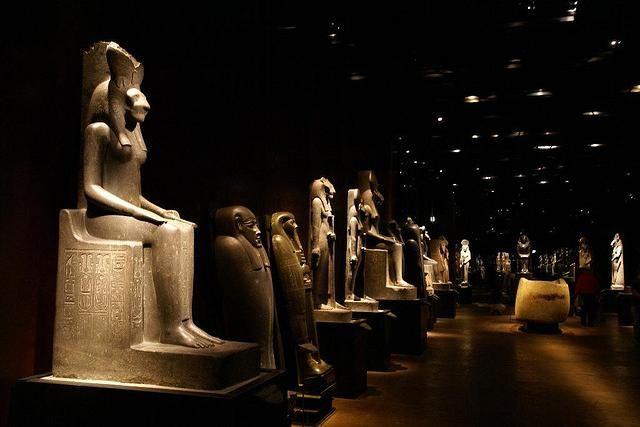 Museo Egizio. Torino