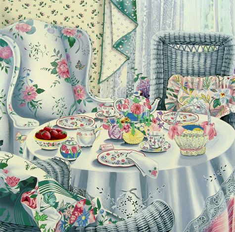 Susan Rios, Time for Tea!