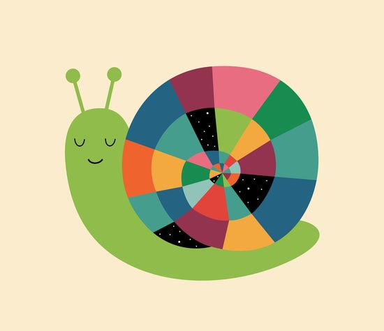 Snail Time - Andy Westface