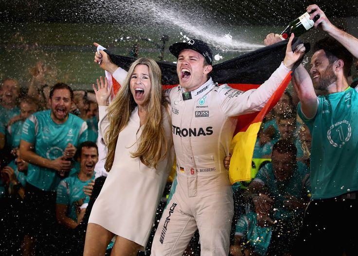 Formel 1 | Yahoo Sports DE - Weltmeister Rosberg wehrt sich gegen Lauda-Kritik