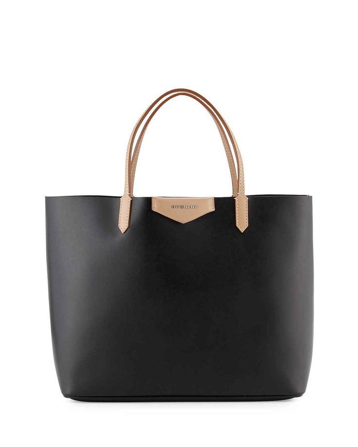 Givenchy Antigona Large Leather Shopper Bag Black          $269.00