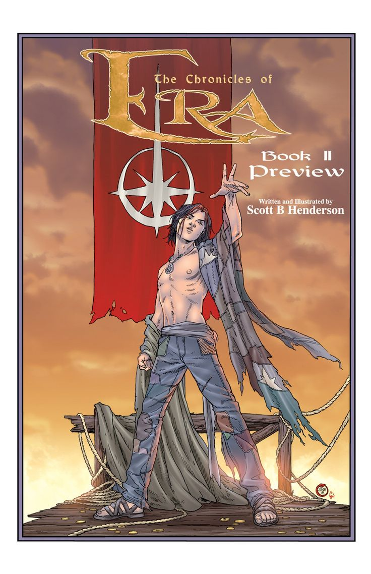 Chronicles of Era Book 2 Preview