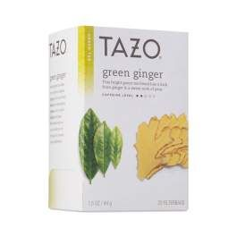 Shop Tazo Green Tea - Green Ginger at wholesale price only at ThriveMarket.com