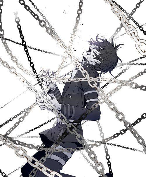 Essas correntes dos meus pensamentos estão me aprisionando e me matando por dentro,quanto mais tento escapar mais presa fico.