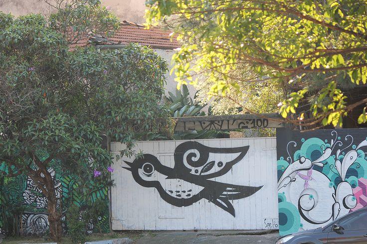 Conheça os grafites do Beco do Batman, em São Paulo, num passeio virtual completo