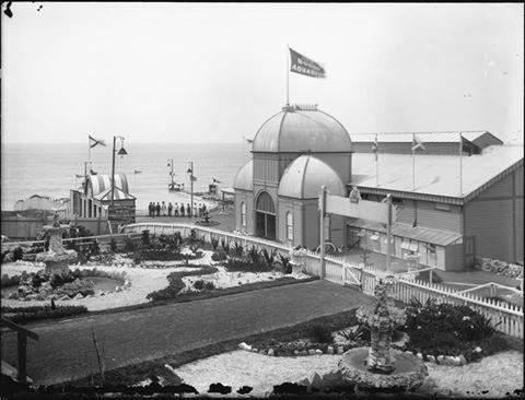 Bondi Aquarium, Tamarama, c 1890 Powerhouse Museum