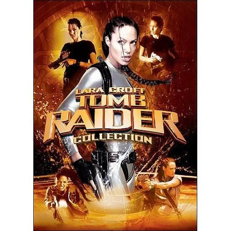 Lara Croft: Tomb Raider / Lara Croft: Tomb Raider - The Cradle Of Life (2-Pack) (Widescreen) - $10.72