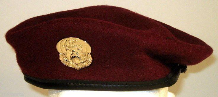 USAF US Air Force Pararescue Beret Flash Crest Badge Beret