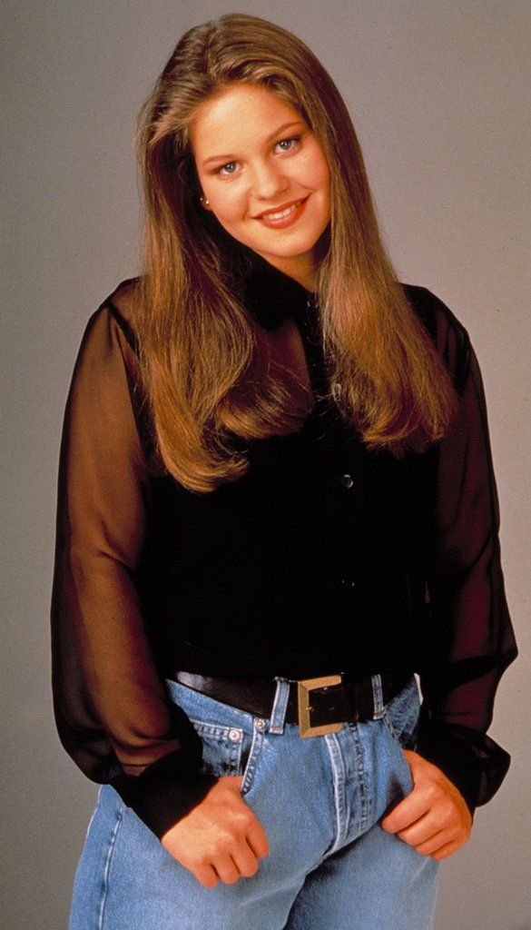 D.J. Tanner is a great Halloween costume choice!