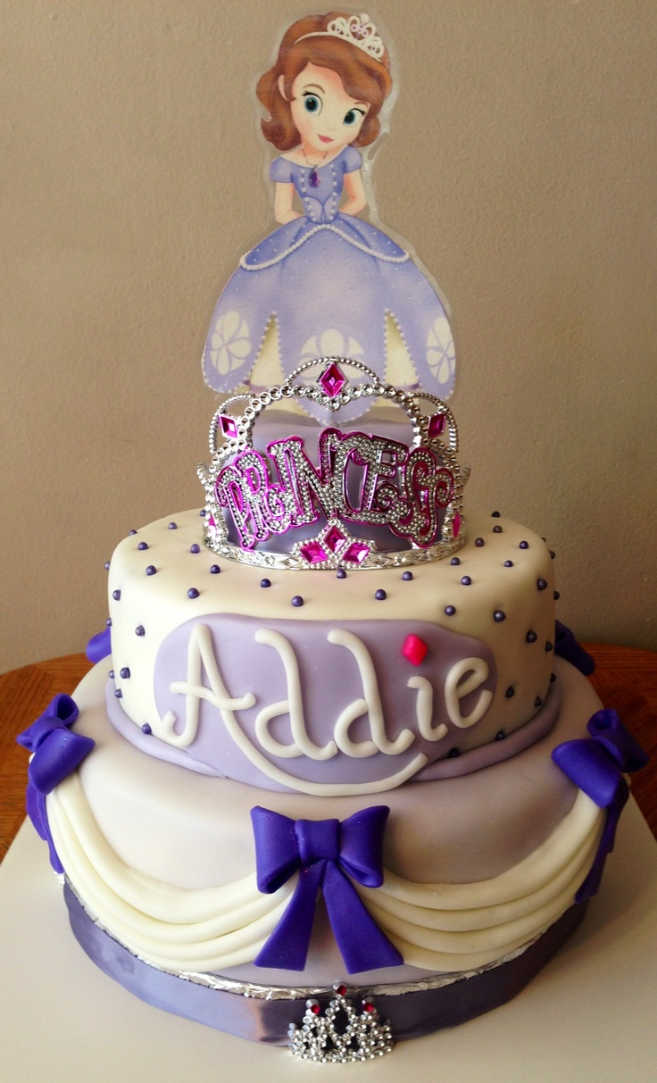 princess sofia cake 101 best cakes princess sofia the images on 6813