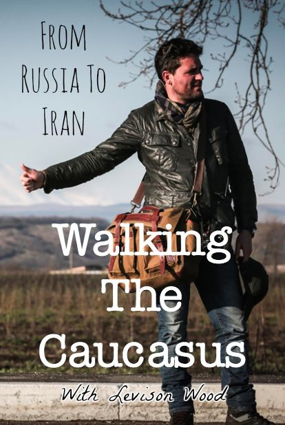 For his fourth series in his #traveldocumentaries Lev heads to the rarely explored regions around southern #russia and #georgia  between the Black and Caspian seas. Walking The #caucasus. Levison Wood, Eastern Horizons, Walking The Nile, Treking, Hitchhiking.