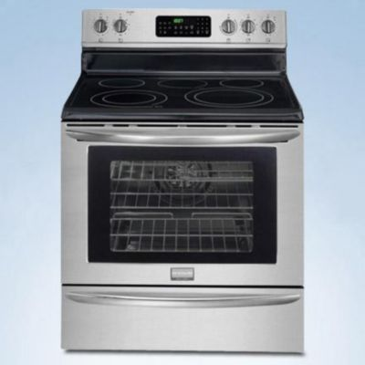 Frigidaire® 30'' Self-Cleaning Freestanding Convection Range - Stainless Steel - Sears | Sears Canada