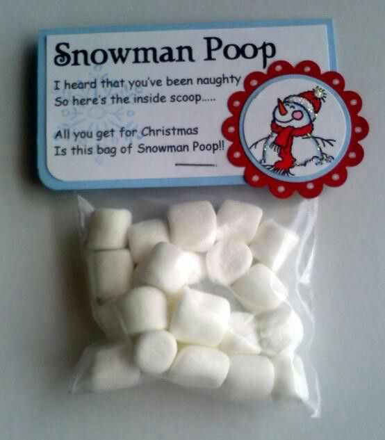 Cute idea for Christmas!