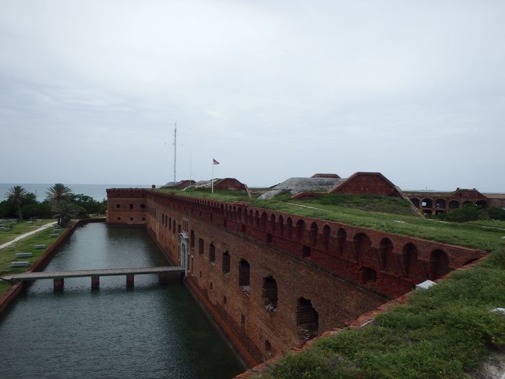 Ft. Jefferson, Dry Tortugas, Florida This place was amazing to see! We did a self-guided tour and had a blast! The brickwork and amount of work was indescribable! 9.12.13
