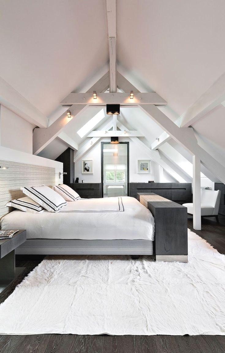 15 Loft Room Ideas That Will Give You Extra Floor Space 2021 Loft Style Bedroom Loft Room Modern Loft Bedroom Popular inspiration attic bedroom