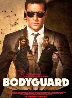 Bodyguard (Hindi Movie) : I really loved this movie. Kind of goofy his character but I love this man