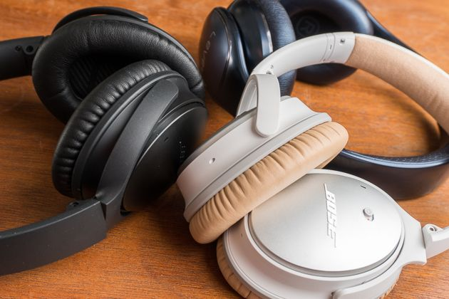 The Best Noise-Cancelling Over-Ear Headphones