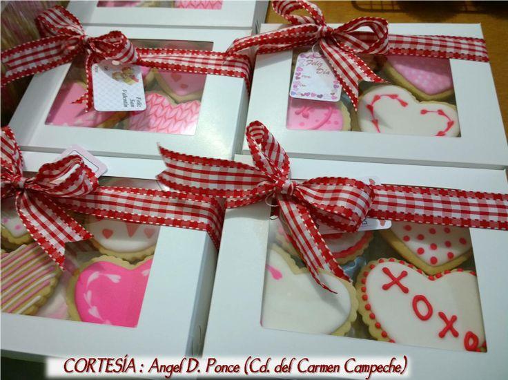 Cajas para galletas con ventana chica. Contáctanos: http://www.facebook.com/pages/Cajas-para-Cupcakes-Cuernavaca/132380216935332?ref=hl  cupcakesboxes@yahoo.com