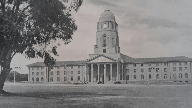 New City hall Pretoria 1935
