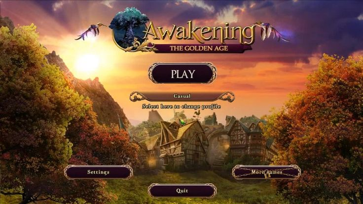Download for PC: http://www.bigfishgames.com/download-games/27988/awakening-the-golden-age-collectors-edition/index.html?channel=affiliates&identifier=af5dc3355635 Awakening 7: The Golden Age Collector's Edition PC Game, Hidden Object Games. Experience the Golden Age of the Awakening kingdom! Years and years before Queen Sophia was born, the Human Kingdom lived in the Golden Age, but then minotaur soldiers destroyed everything! Download Awakening 7: The Golden Age CE game for PC for free!