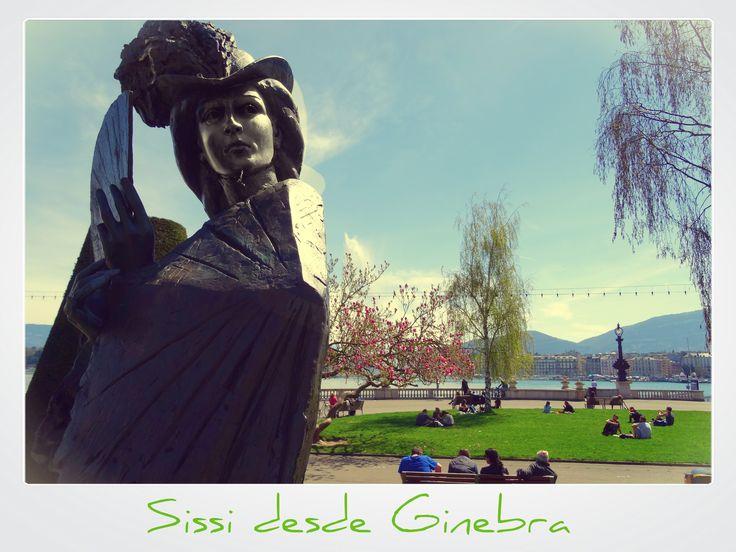 Hoy nos hemos levantado con mucho arte, el que nos trae nuestro guía Jesús Balsa desde Ginebra. ¿Qué te parece?