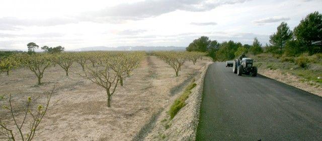 El Consell recupera las ayudas para el acondicionamiento de caminos rurales