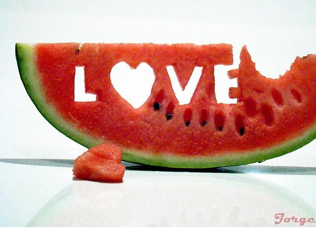 Watermelon!: Love I, Fruit, Art Photography, Watermelon Art, Summer Love, Healthy Food, Food Art, Foodart, Hot Summer