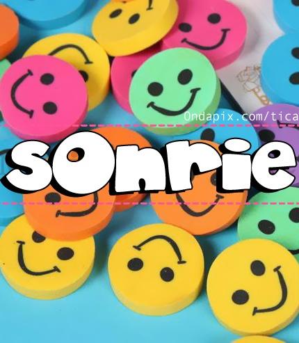 Sonrie #sonrisas #felicidad #caritas