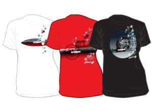 3 tee designs for Finn Surf