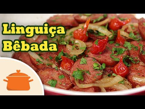 Linguiça Flambada na Cachaça | Panelaterapia