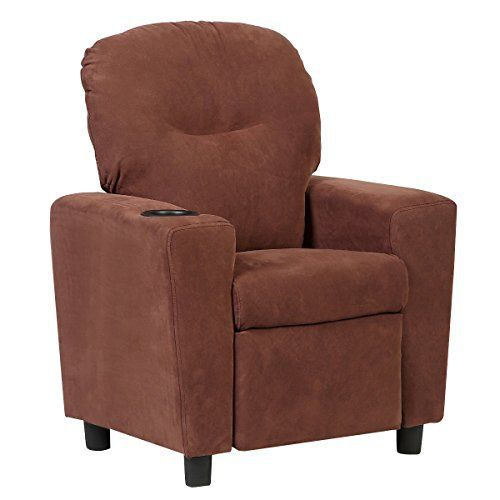 Description: Kids absolutely love having their very own special place to sit. This new Kids Recliner ensures fun and safety for your child. Designed with unique color and solid wood frame, the recliner enjoys great appearance and durability. The strong elasticity for uniform sponge thickness... more details available at https://furniture.bestselleroutlets.com/children-furniture/chairs-seats/recliners/product-review-for-costzon-kids-recliner-chair-children-reclining-sofa-seat-