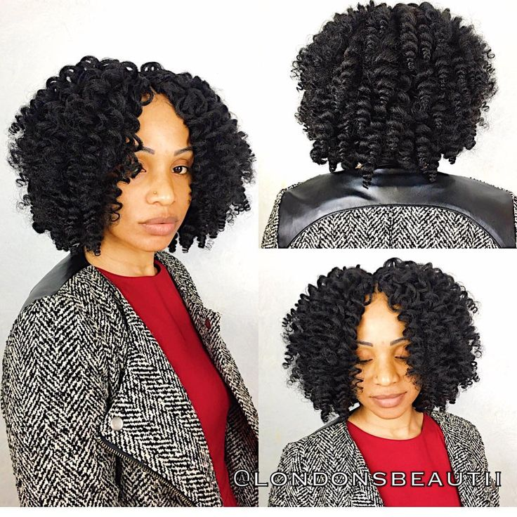Crochet Braids done by Londons Beautii in Bowie, Maryland. www ...
