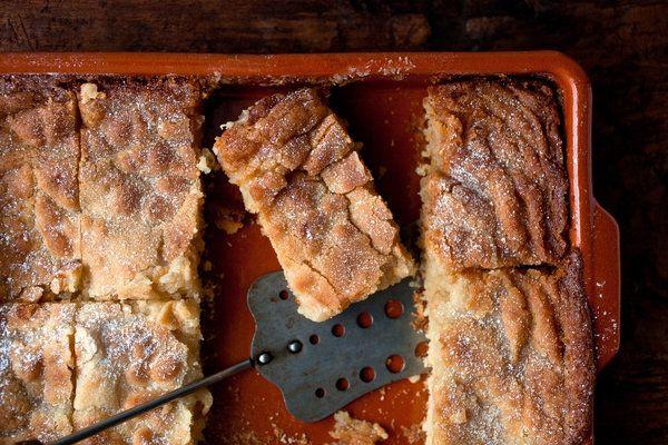 Ricetta Torta di St. Louis Gooey Butter - NYT Cooking
