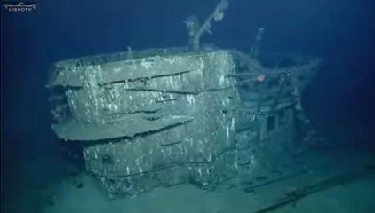 VIDEO: Exploring the Wreck Of German U Boat U-166 In July ...