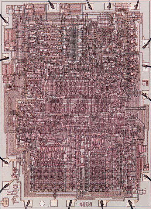 How we made the microprocessor: The Intel 4004 is renowned as the worlds first commercial microprocessor. Project leader and designer of the 4004 Federico Faggin retraces the steps leading to its invention