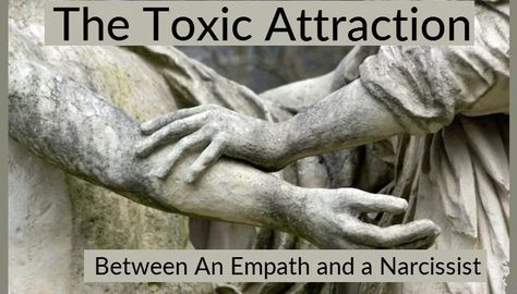 Narcissist dating empath