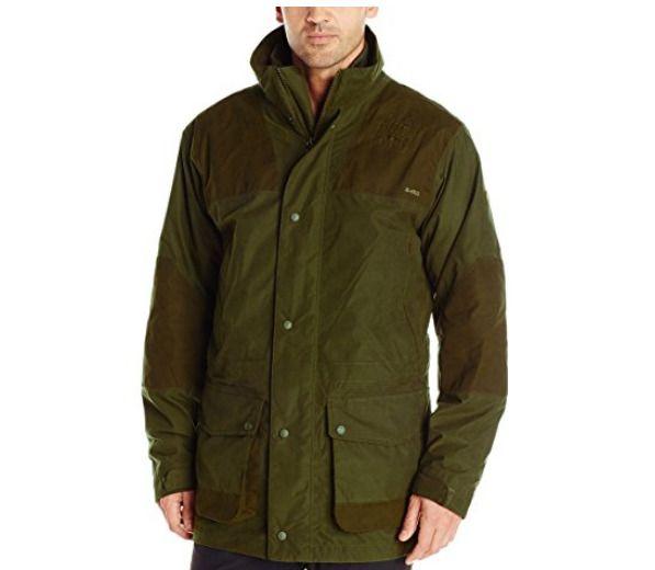 FJALLRAVEN Timber Buck Jacket Green Insulated Winter Snow Coat Men XXL 2XL #Fjallraven #MountaineeringJacket