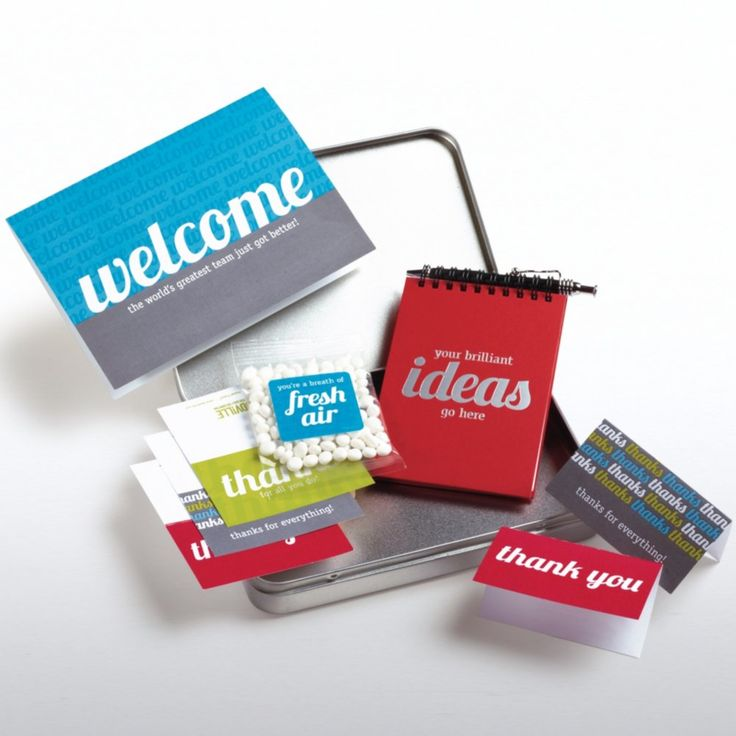 New Employee Welcome Kit