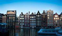 Амстердам - Фотообои Амстердам (Голландия). Фотообои, фрески, постеры на стену