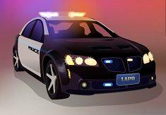 Giochi LAPD Police parcheggio