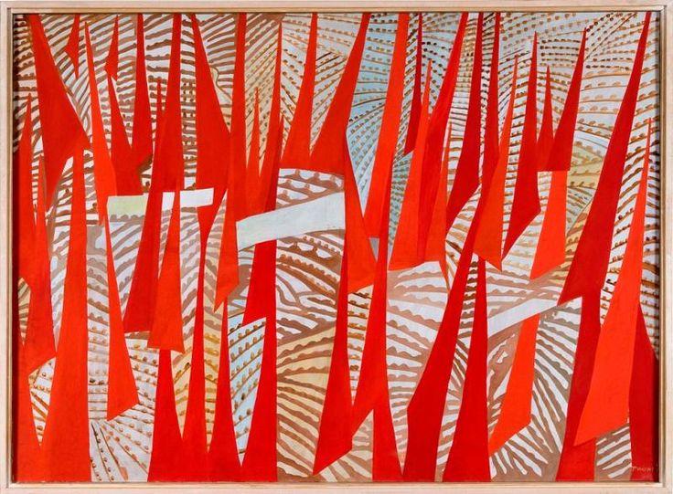 giulio turcato paintings - Google Search