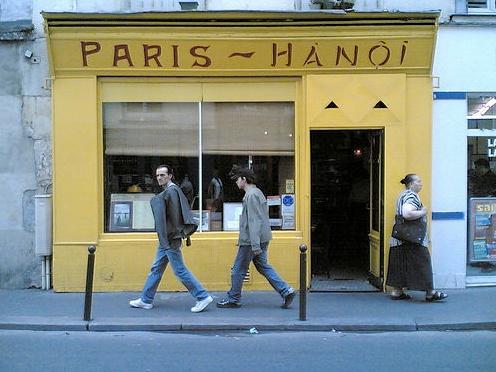 Paris Hanoi - viet restaurant in Paris - bastille