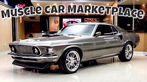Muscle Car Marketplace: Ford's Pony Car | RacingJunk.com
