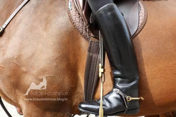 Bota montaria feminina: Modelos de botas de montaria