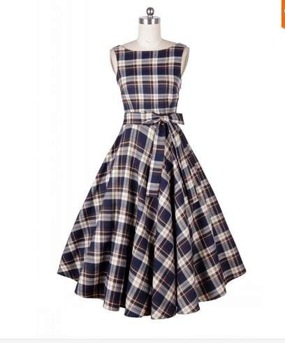 vestido pinup retrô vintage