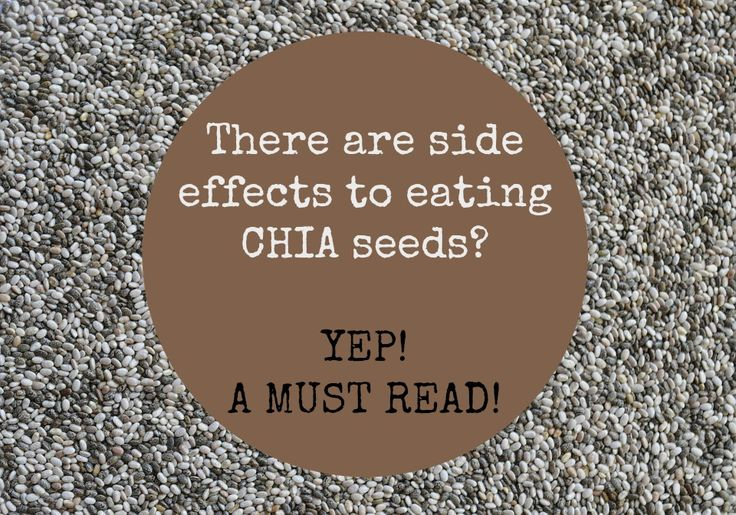 Although chia seeds hold the potential to dramatically …