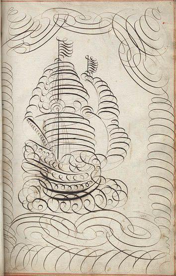 Sarah Cole. Arithmetic exercise book of Sarah Cole. Manuscript, 1685. Shelfmark V.b.292.