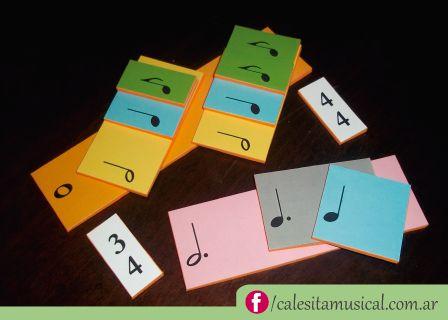 Juegos didácticos para la enseñanza musical