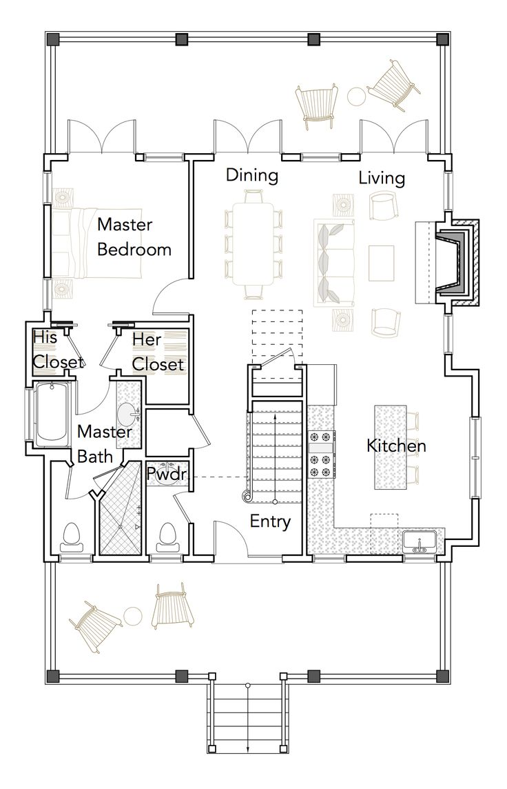 Southern Living Empty Nester House Plans House Design Ideas